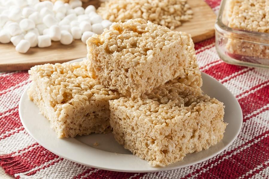 Marshmallow Crispy Rice