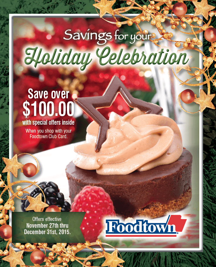 Holiday Coupon Book 2015