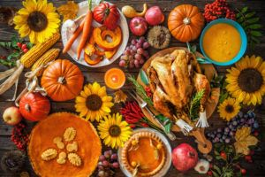 Healthy Swaps for Thanksgiving