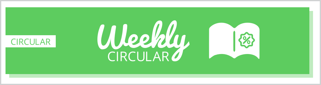 Weekly Circular in Bay Ridge