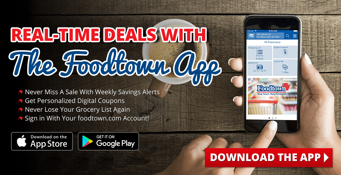 Foodtown_App_Promotion