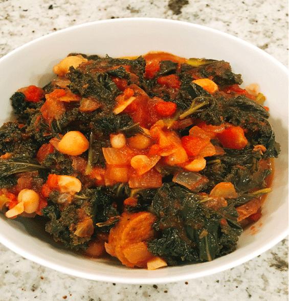 Chickpea-kale-chorizo-tomato-stw