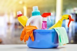 Affordable Spring Cleaning Supplies