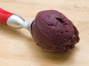 Fresh Blueberry Recipe for Blueberry Ginger Sorbet
