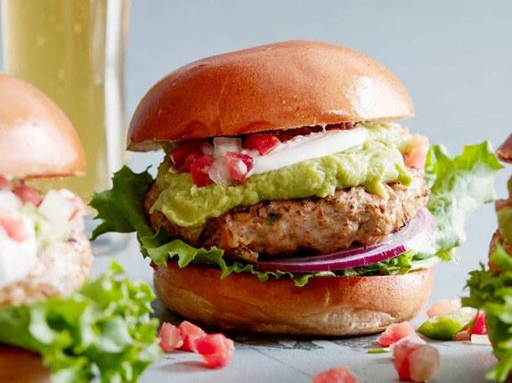 Unique Burger Ideas