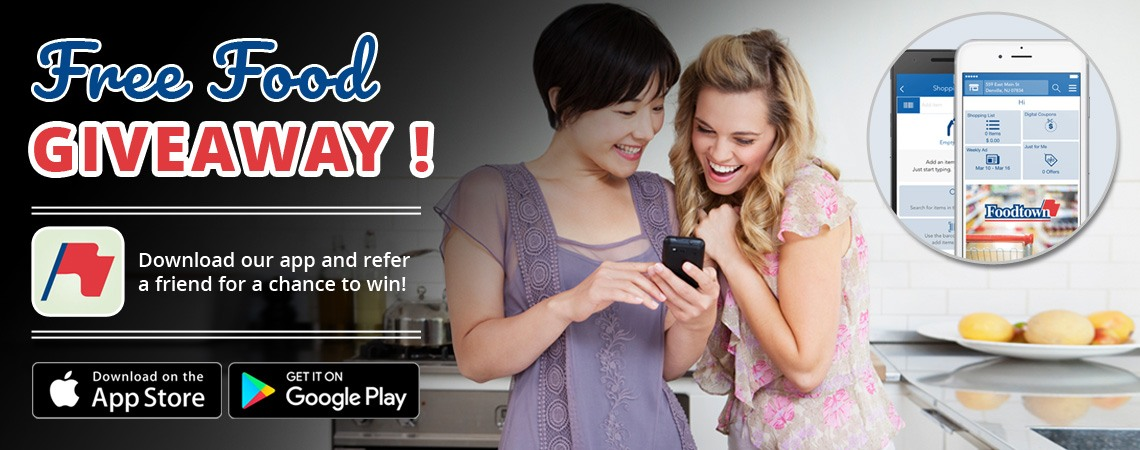 mobile app refer a friend promo banner