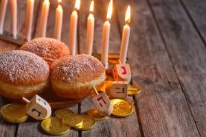 Desserts for Hannukkah