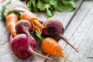 Seasonal Winter Produce