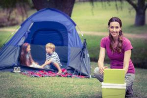 Efficient ways to pack your cooler for summer camping vacations