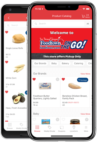 Digital Grocery Coupons App Shopping Lists App Foodtown
