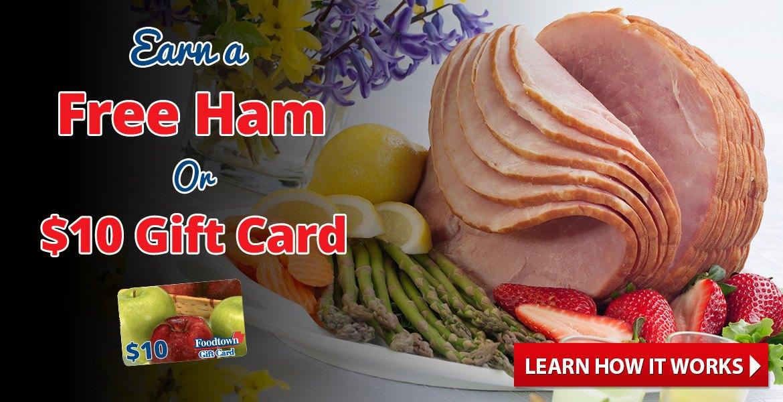 Free Ham Promo 2019
