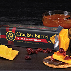 Cracker Barrel Cheese Paring