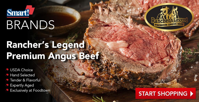 cooked rib roast on cutting board