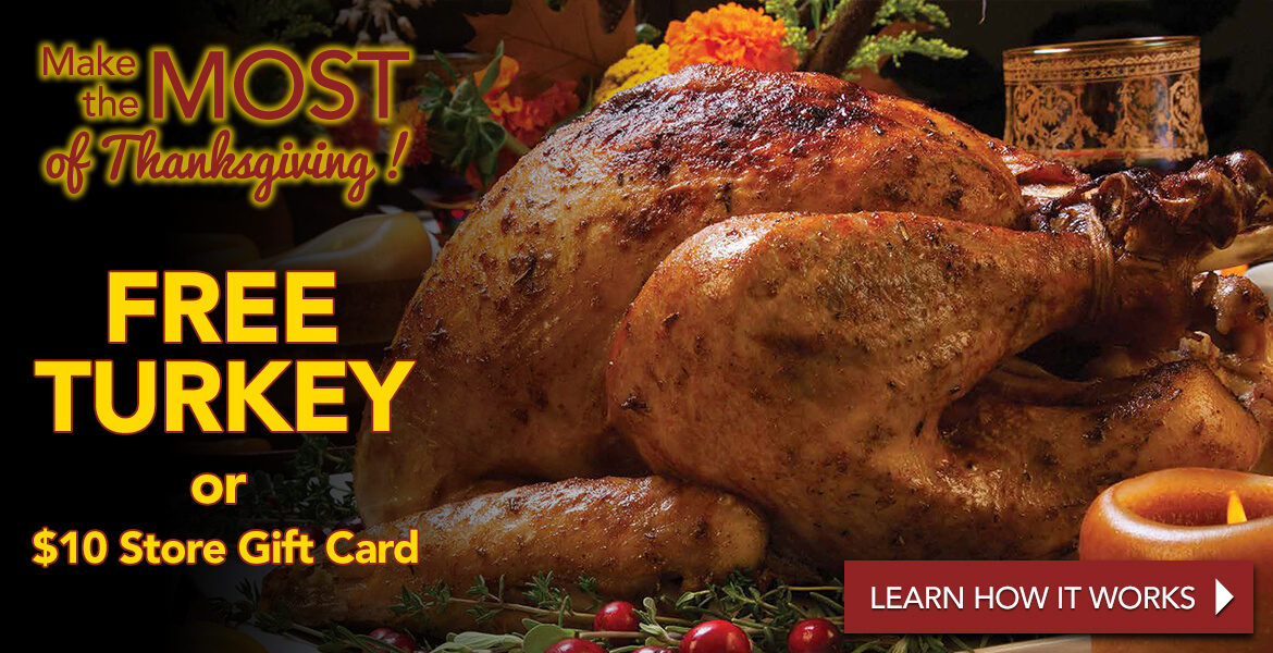 Free Turkey Or Hamd For Christmas 2020 Akron Ohio Welcome to Foodtown | Grocery Stores Serving NJ, NY & PA