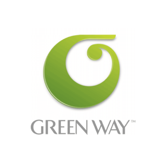 Green Way logo